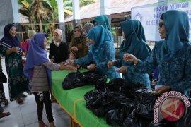 TP PKK Hulu Sungai Selatan Gelar Pasar Murah