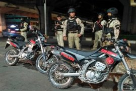 Tim Jaguar Polresta Depok Patroli Di Obvit