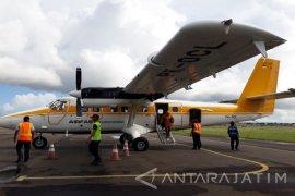 Frekuensi Penerbangan Perintis Sumenep-Surabaya Tak Ditambah (Video)