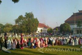 Muhammadiyah Pamekasan Shalat Id di 16 Titik