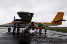 Jumlah Penumpang Pesawat Perintis Sumenep-Surabaya Minim