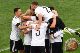 Jerman Menang 4-1 atas Meksiko