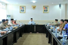 Plt Gubernur Bengkulu Ajak ASN Tingkatkan Sinergi