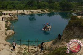 Jalur ke objek wisata di Tangerang mulai ramai