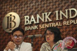 Cadangan devisa Indonesia naik  jadi 124,5 miliar dolar hingga Maret