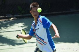 All Indonesian final pada tunggal putra Amman International