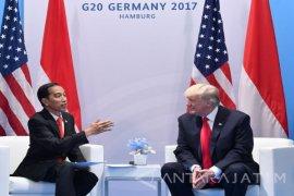 Jokowi, Trump Meet on Sidelines of G20 Summit (Video)