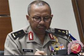 Tiga jenderal polisi bakal mundur usai pengumuman penetapan KPU