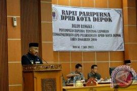 DPRD Depok Apresiasi WTP Enam Kali Berturut-turut