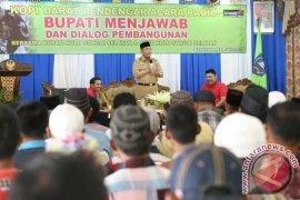 "Dinas Kominfo HSS Gelar Dialog ""Bupati Menjawab"""