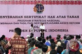 Wakil 21 negara Forum Pertanahan Dunia kunjungi Lebak Banten