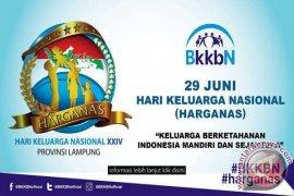 18 Orang Kontingen HSS Ikuti Harganas XXIV Lampung