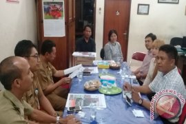 Humas Pemkab Badung Kunjungi Antara Bali