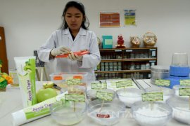 Pasta Gigi Berbahan Apel Hijau
