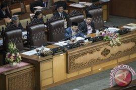 Rapat Paripurna DPR Sahkan RUU Pemilu Menjadi UU