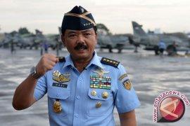 Jokowi: Marsekal TNI Hadi Tjahjanto Punya Kepemimpinan Kuat