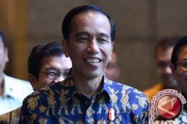 Presiden Jokowi Hadiri Puncak Peringatan Hari Anak di Riau