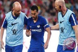 Gegar Otak, Pedro Tinggalkan Tur Chelsea