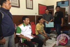 Polsek Sukasada Tangkap Residivis Tebas Anggota TNI
