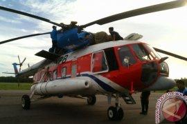 Helikopter bom air tiba di Aceh