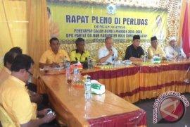 Partai Golkar HSS Usung H Achmad Fikry