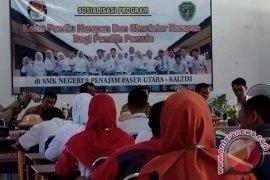 KPU Penajam terus sosialisasikan Pilkada serentak 2018