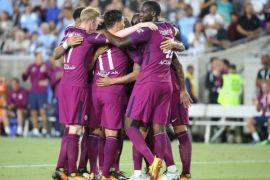 Manchester City Tundukkan Real Madrid 4-1