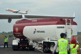 Penerbangan sepi, konsumsi avtur di Bandara Juanda turun drastis
