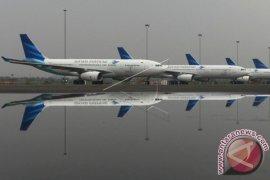 Garuda Indonesia Mulai Terbangkan Jamaah Calon Haji