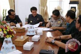Bupati Klungkung komitmen berantas korupsi