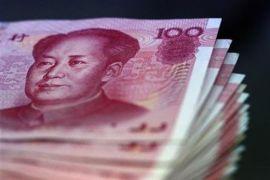 Yuan  melonjak lagi 184 basis poin jadi 6,4099 terhadap dolar AS