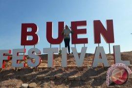 Penggiat budaya mancanegara ramaikan Buen festival Penajam