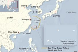 Kapal China dan Jepang tabrakan di Laut China Timur