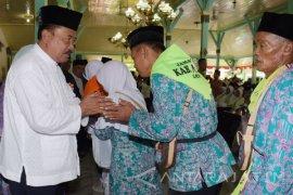 Wabup Madiun Ingatkan Calon Haji Jaga Kesehatan