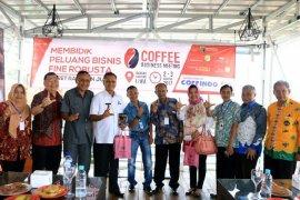 Pemprov Lampung Memperluas Bisnis Kopi Fine Robusta Ke Negeri Jiran