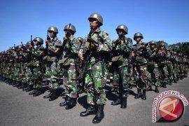 Marinir TNI AL dan Kerajaan Thailand Latihan Bersama