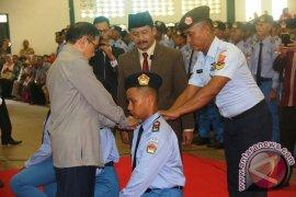 Presiden Jokowi Bangga Dengan SMAN Matauli Pandan<br>