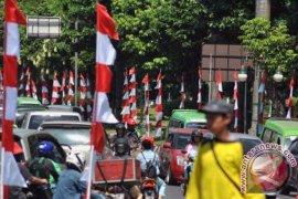 Sabtu Minggu Bogor dimeraihkan Festival Merah Putih