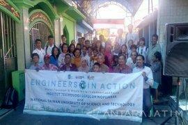 Bantu Pengolahan Air di Surabaya ITS-NTUST Berkolaborasi