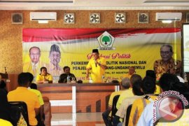 Golkar  Bahas Perkembangan  Politik Nasional