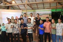Jewita Sambas Gelar Pelantikan di Ekor Borneo