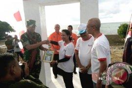Pangdam Dampingi Menteri BUMN di Pulau Lirang