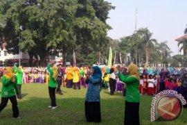 Ribuan Siswa PAUD Rayakan Hari Anak Nasional