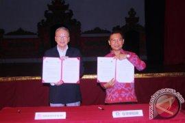 ISI Denpasar-Korea Kerja Sama Pengembangan Seni Kontemporer