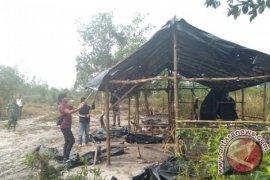 Tim Gabungan Tertibkan Tambang Liar Sungai Rambat