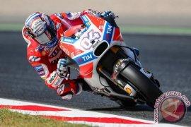 Andrea Dovizioso kampiun MotoGP Austria