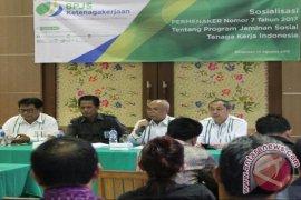 BPJS Bidik 5.000 TKI Bali Terdaftar Jamsos