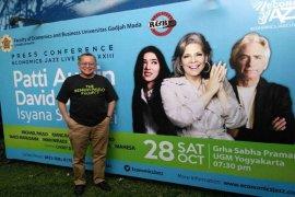 UGM Menghadirkan Penyanyi Legendaris Patti Austin Pas Hari Sumpah Pemuda
