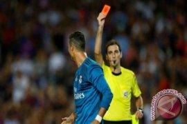 Zidane: Real Akan Banding Terhadap Kartu Merah Ronaldo