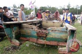 Sebagian nelayan Mukomuko masih pakai cantrang